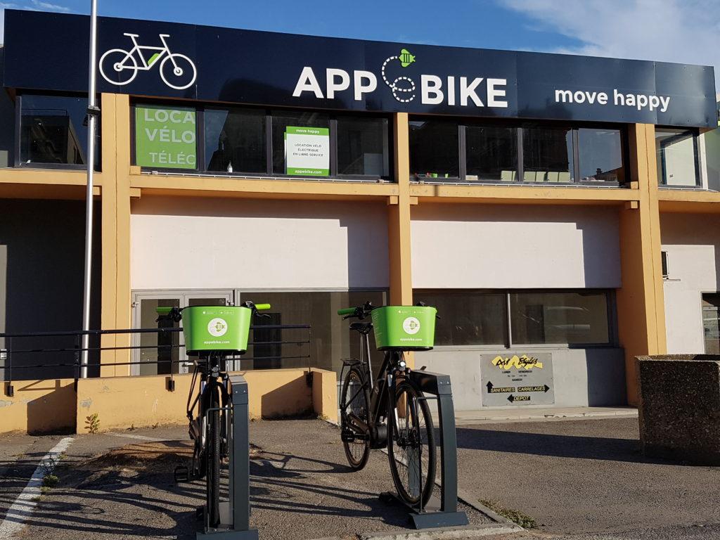 La Ruche APPebike : Location de vélo électrique Ajaccio centre