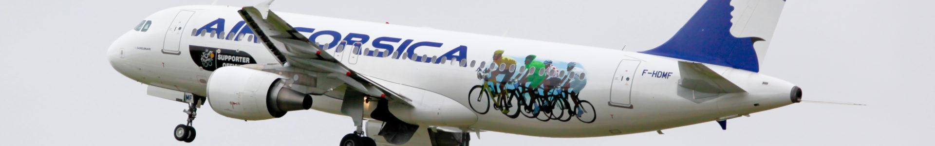 Air Corsica devient partenaire d'APPebike pour vous faire visiter la Corse en toute liberté