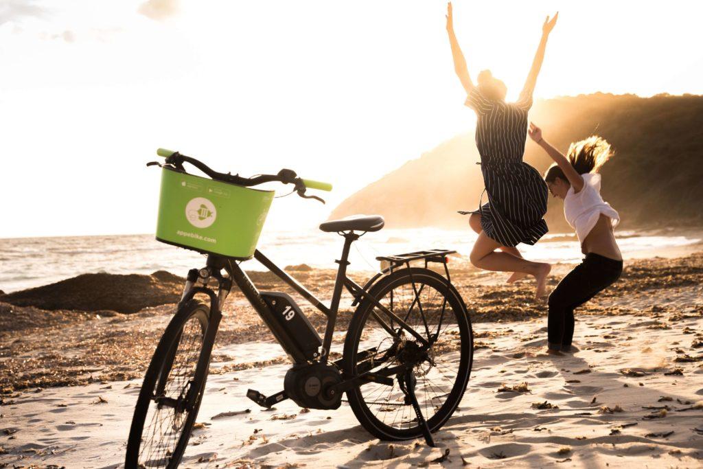 Louer un vélo électrique à la semaine en Corse