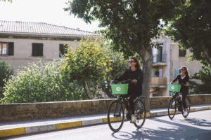 Location de vélo électrique en libre-service en Corse avec l'application AppeBike