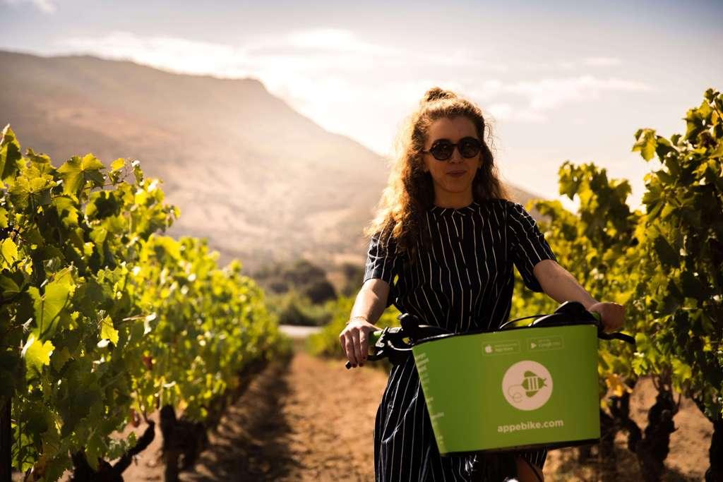 Bike'N Wine Experience : Sortie à vélo électrique avec guide dans vignoble corse avec dégustation de vin à Ajaccio