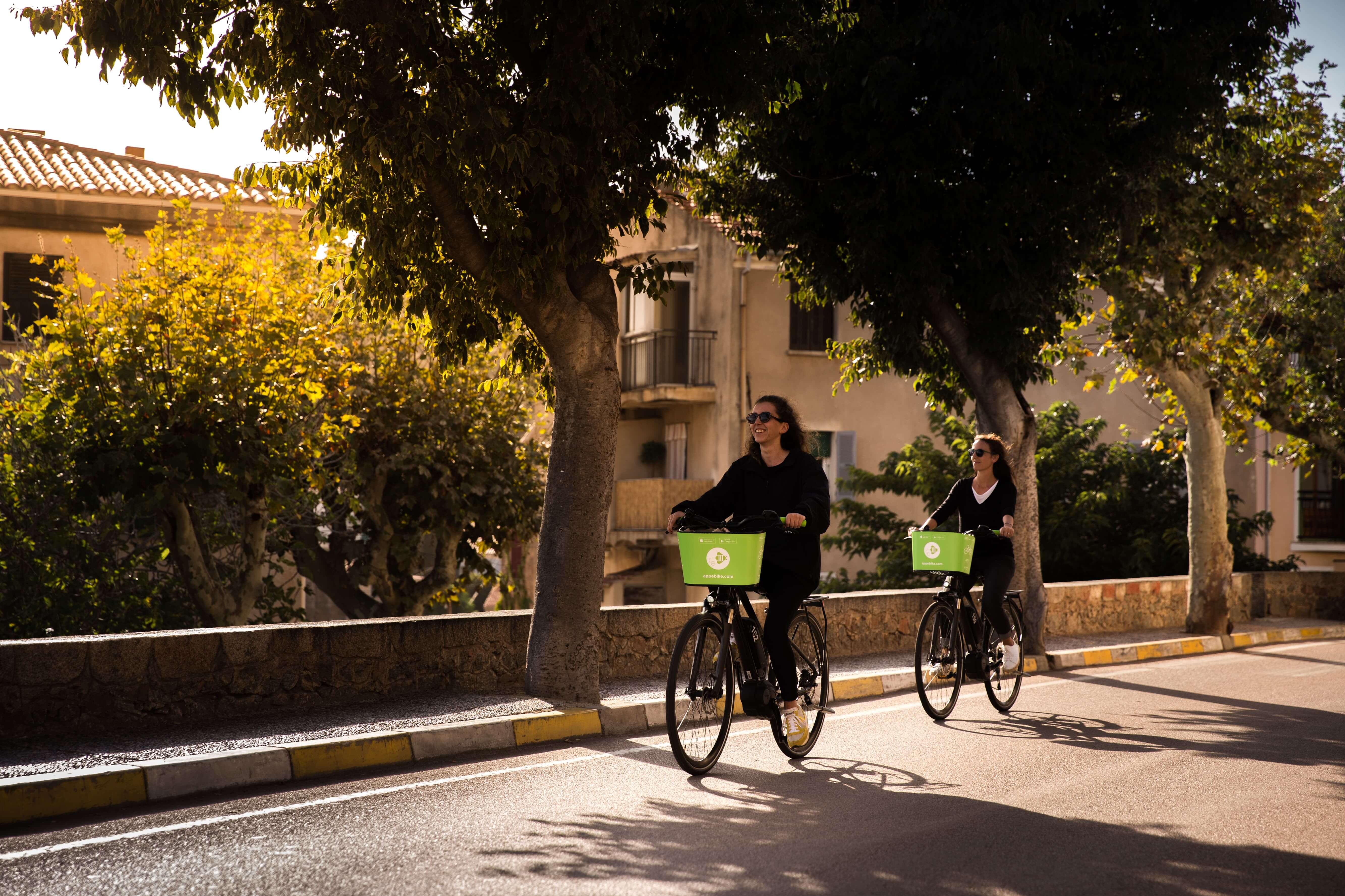 Appebike - La corse en vélo electrique