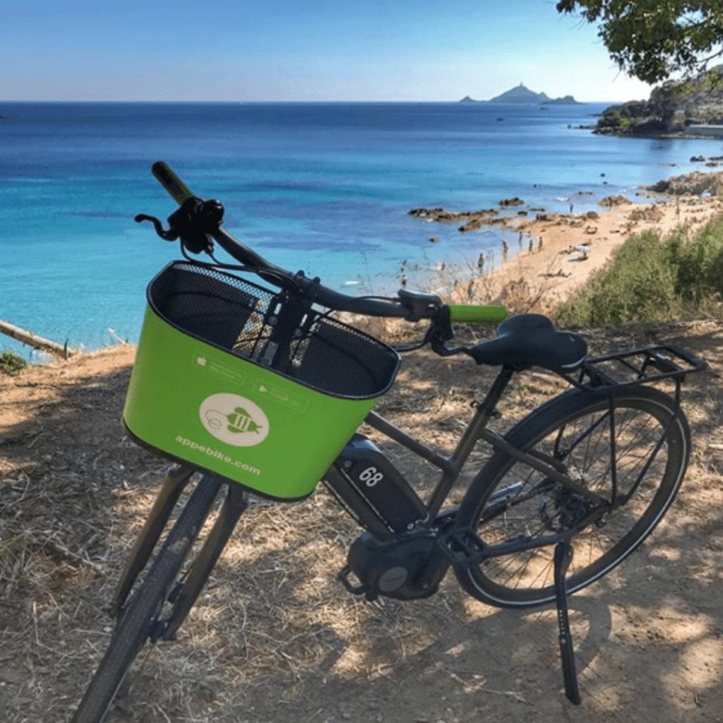 boucle à vélo électrique ajaccio capo di feno appebike
