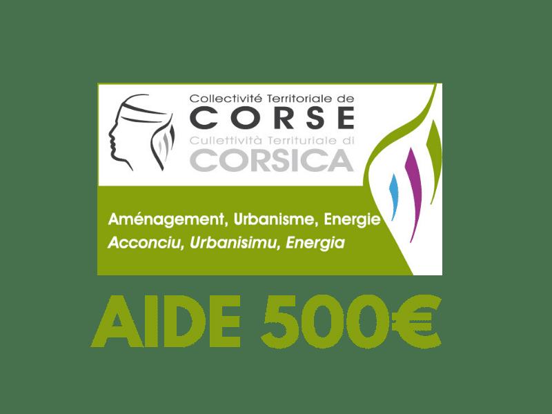 Prime à l'achat vélo électrique 500 euros en Corse Appebike